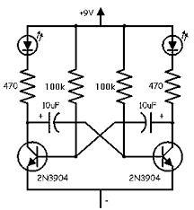 2trans-led-flasher