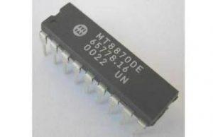 CM/MT-8870 আইসি